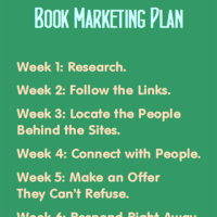 The I-Don't-Have-Any-Time Hour-a-Day Book Marketing Plan