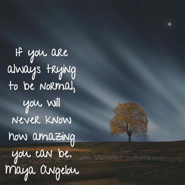 Maya Angelou: On Being Amazing