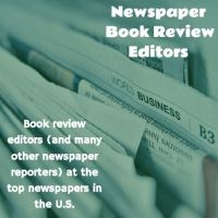 Newspaper Book Review Editors