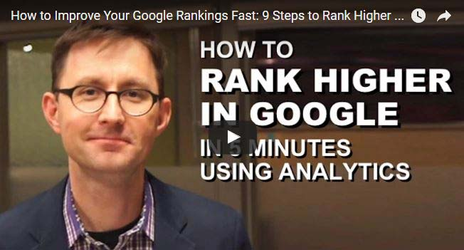 Video: How to Rank Higher in Google Searches