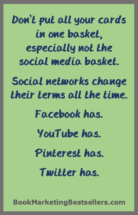 Social Media Basket