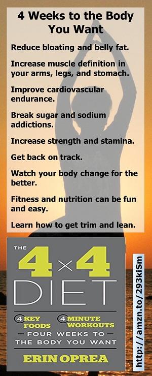 The 4x4 Diet