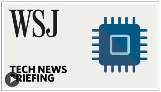 Wall Street Journal's Tech News Briefing Podcast on Facebook's TV app