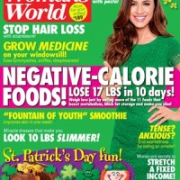 Publicity Opportunity: Woman's World Magazine
