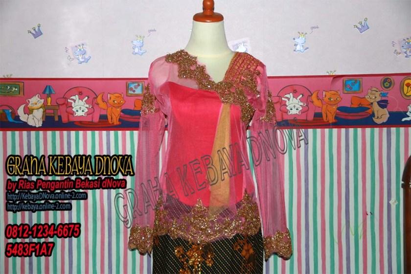Produsen Kebaya Wisuda Murah - Kebaya Modern Payet - Kebaya DNOVA 081212346675 (5)