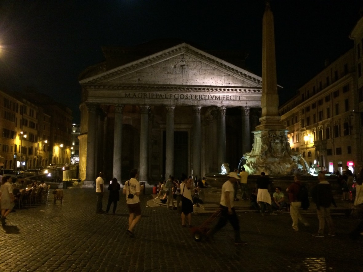 Pantheon Rome Italy 3