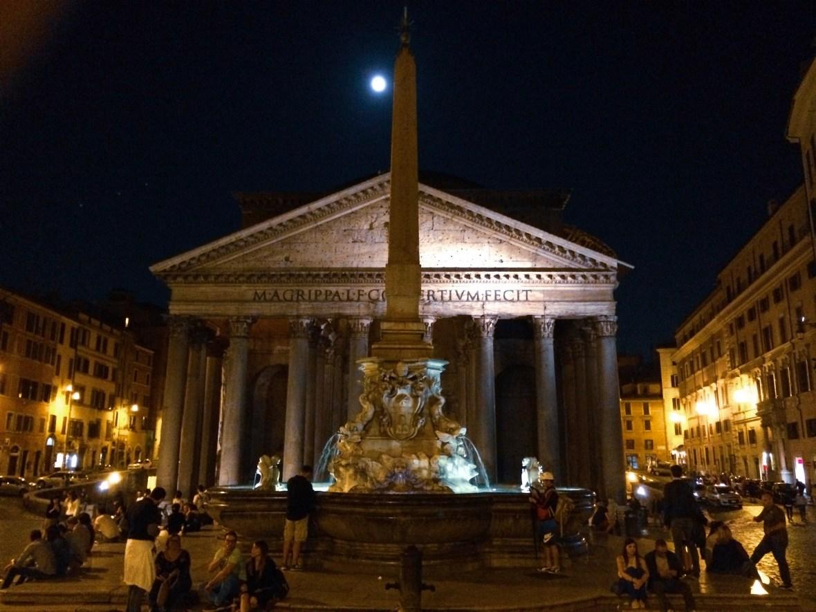 Pantheon Rome Italy 4