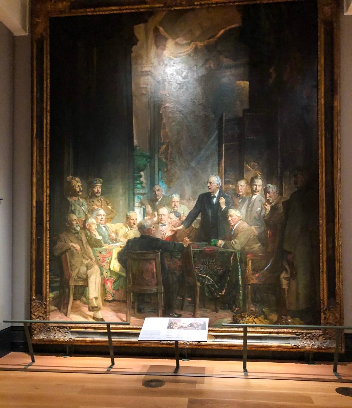 National Portrait Gallery Statesmen