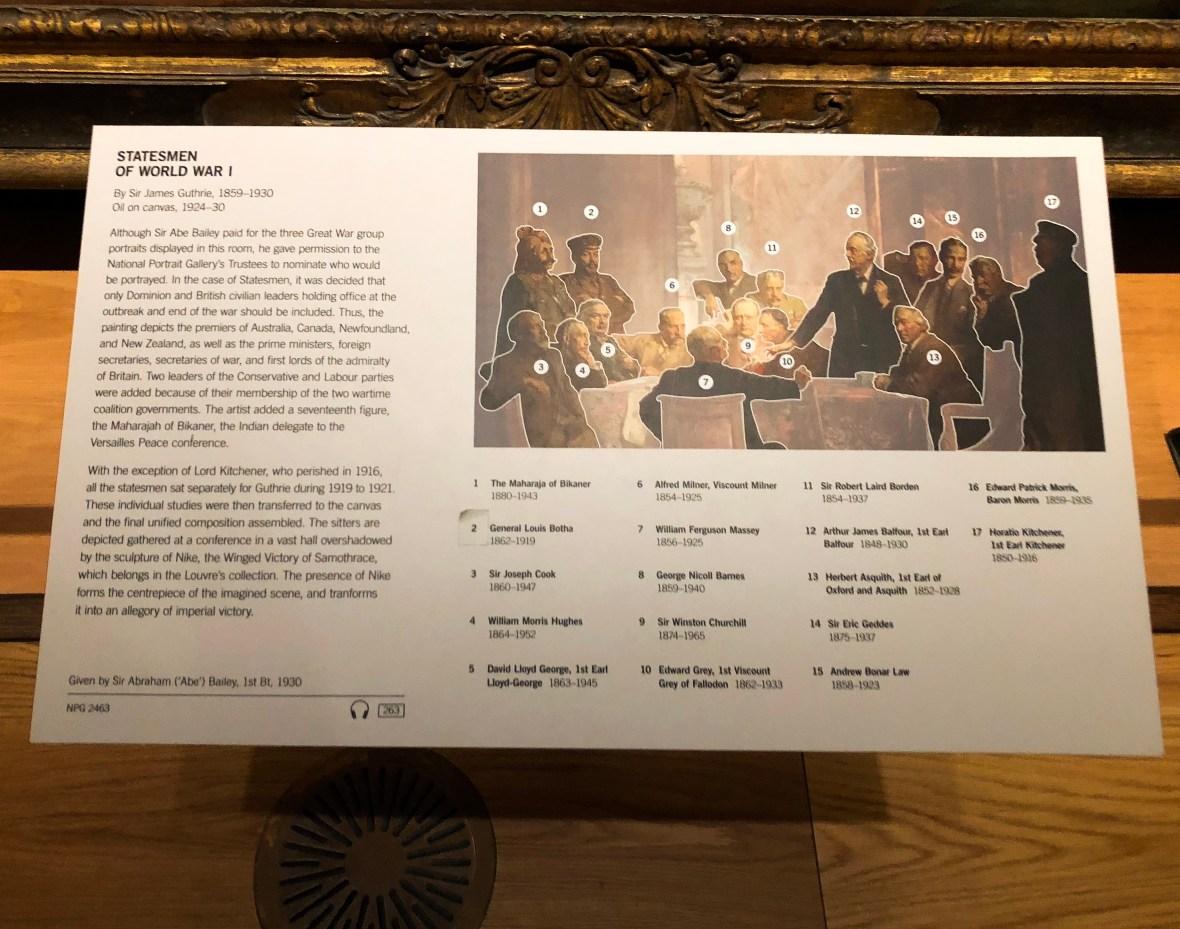 Statesmen of WW1