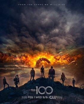 the-100-saison-4-poster