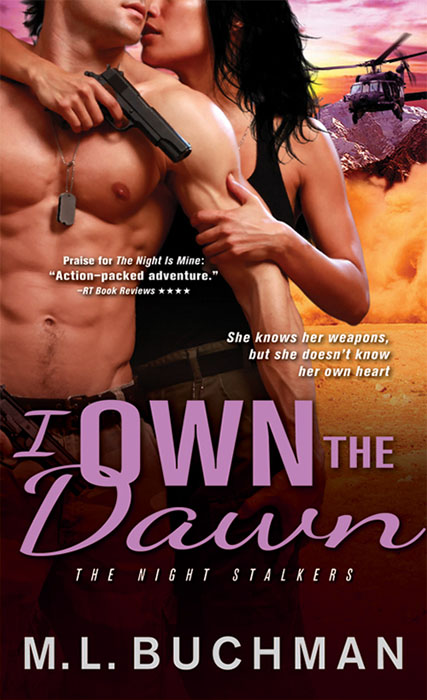 I Own the Dawn (Night Stalkers #2) by M. L. Buchman