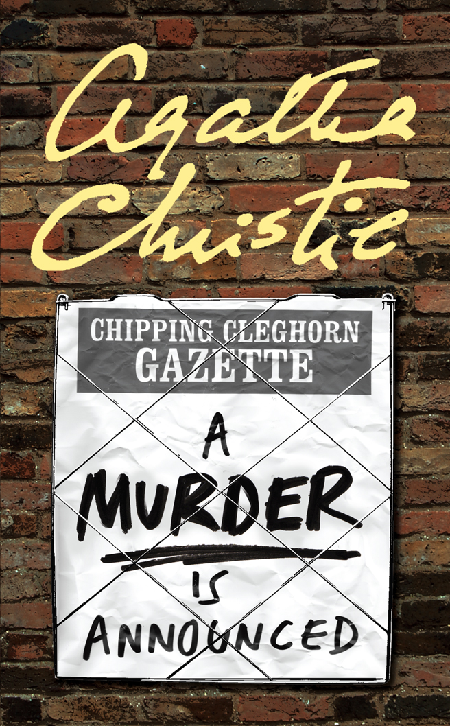 A Murder is Announced (Miss Marple #5) by Agatha Christie