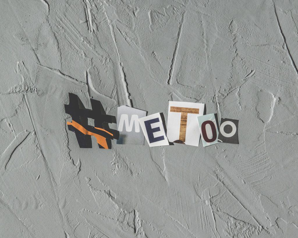 أنا_أيضًا من الحملات العالمية التي شجعت النساء على المشاركة بتجاربهن مع التحرش الجنسي