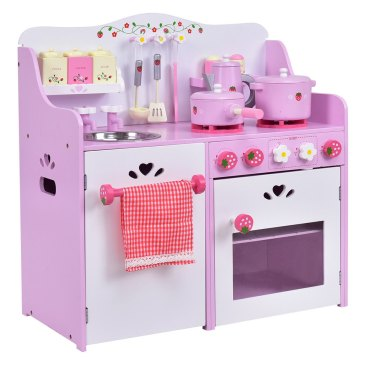 Kitchen Set as bay's first birthday gift Ideas