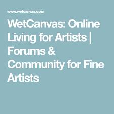 Wetcanvas Forums