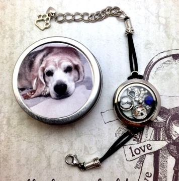 Dog Picture Locket