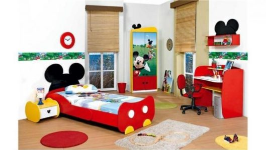 Mickey Mouse Themed