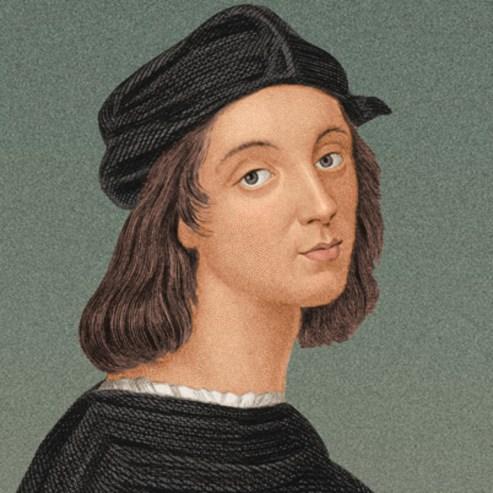 Raphael(Famous Painters)