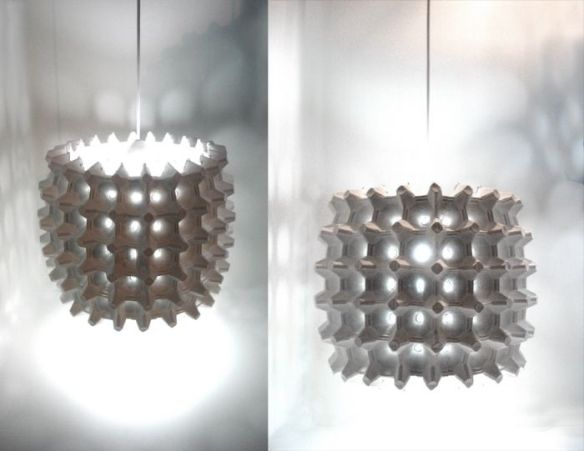 Egg Crate Lights