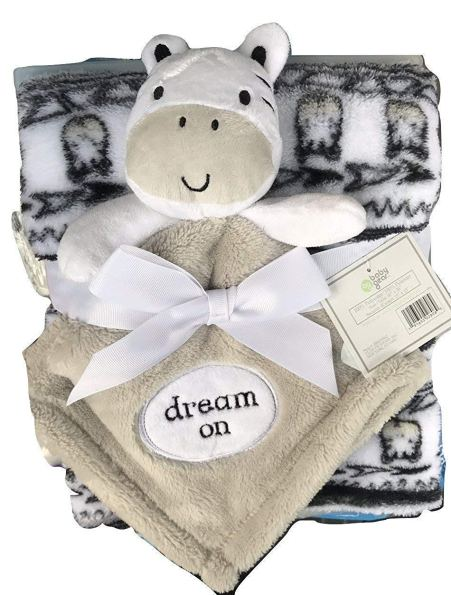 Cozy Blanket Gift Set