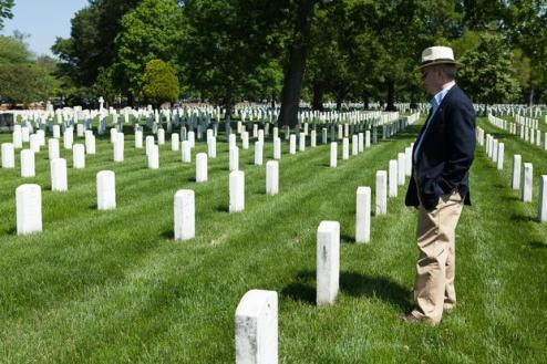 Visit the Grave of a Veteran You Have Lost