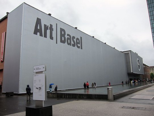 Art Basel (Switzerland and Miami) (Best Art Festivals Around the World)