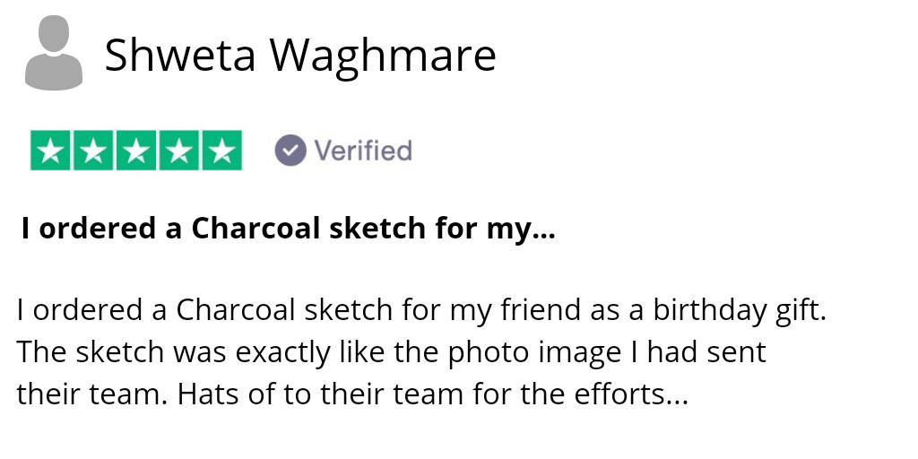 Charcoal Portraits Review