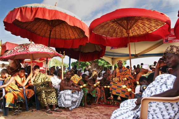 Pageant of the Yams – Ghana
