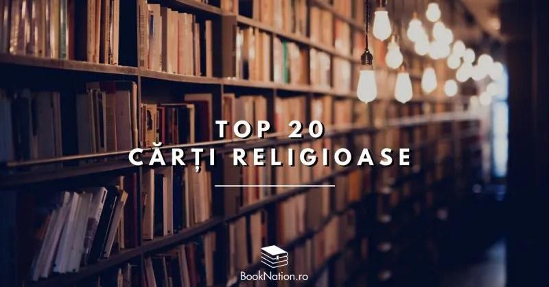 top 20 cărți religioase