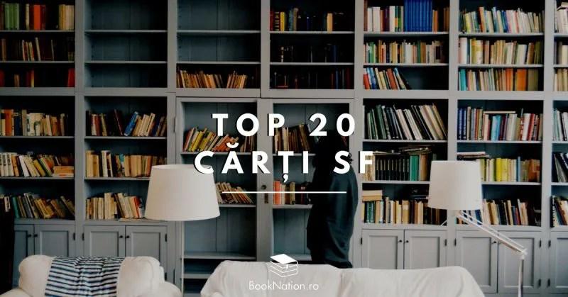 top 20 carti sf