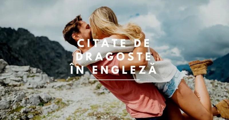 citate de dragoste in engleza
