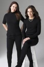 authors Sarah Pekkanen and Greer Hendricks