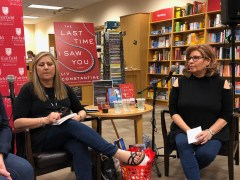Lynne and Valerie Constantine author talk