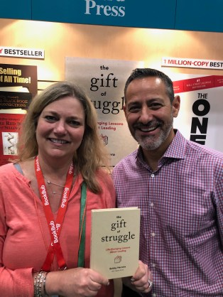 Book Nation by Jen with Bobby Herrera, author of The Gift of Struggle