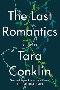 book cover of The Last Romantics by Tara Conklin