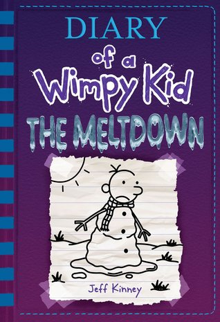 The Meltdown Diary of Wimpy Kids