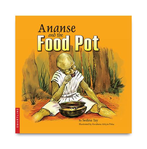 ananse food pot