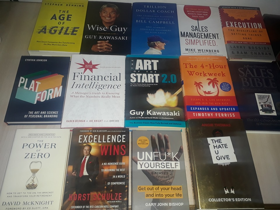 Fresh stock of Business Books on Booknook.store!