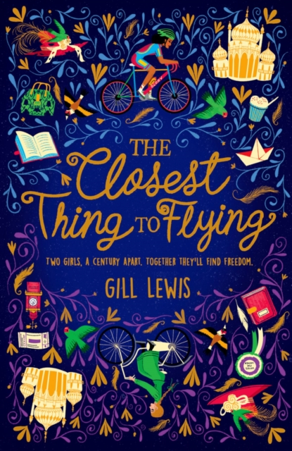 Recommended Read – The Closest Thing to Flying by Gill Lewis