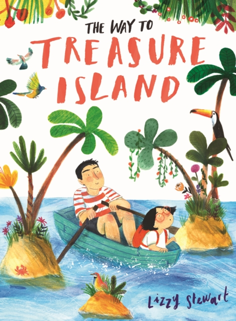 The Way to Treasure Island by Lizzy Stewart