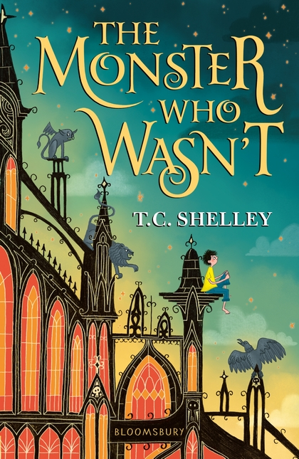 The Monster Who Wasn't by T C Shelley