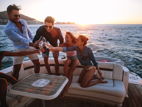 Sunset Yacht Adventure
