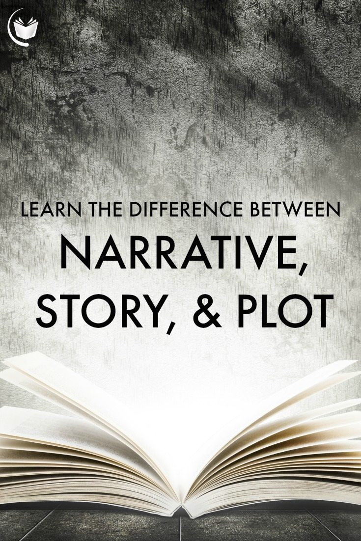 The Difference Between Narrative, Story, & Plot