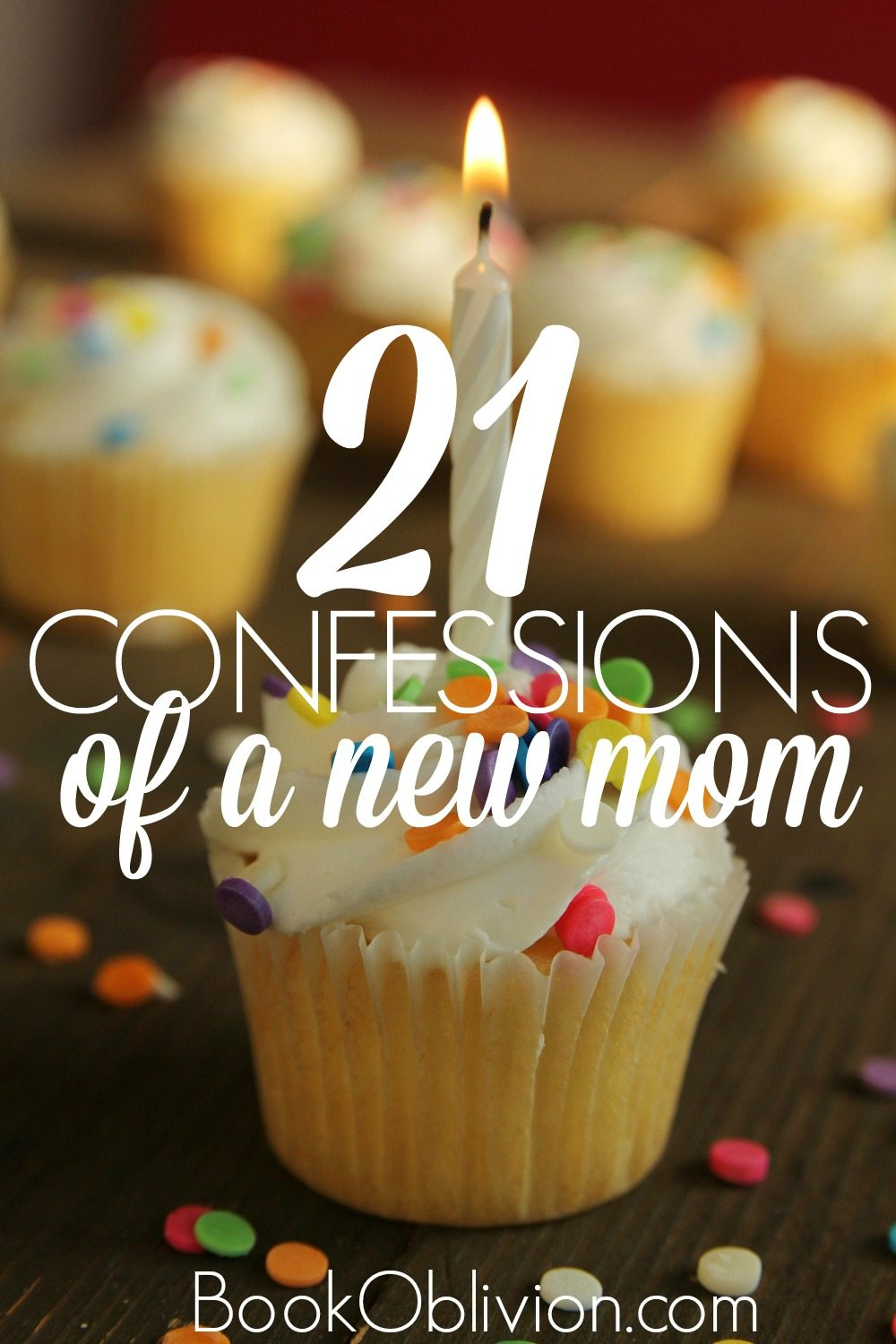 Here is a list of zombie fueled confessions from a new mom on her son\'s first birthday that will make you feel normal. Be sure to watch the video of the bonus confession, but please don\'t call CPS ;-)