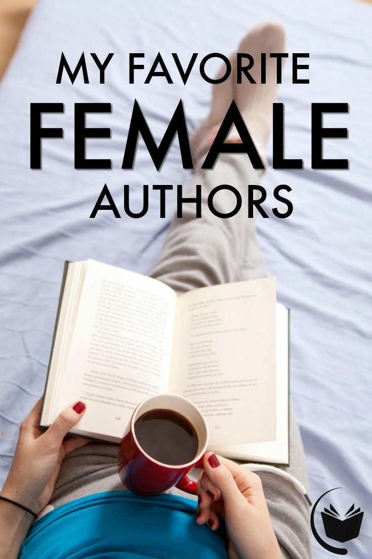 My Favorite Female Authors