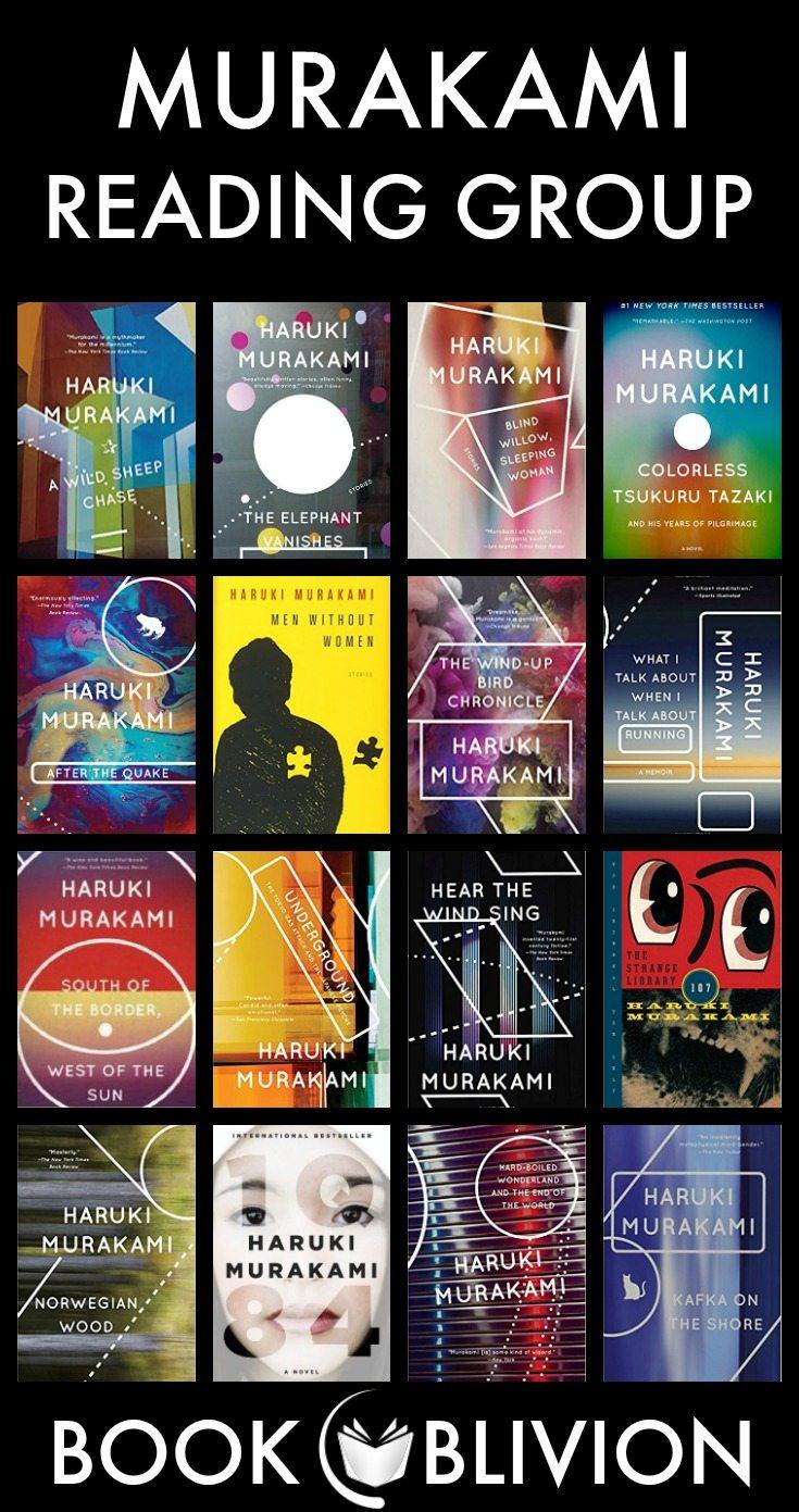 Murakami Reading Group