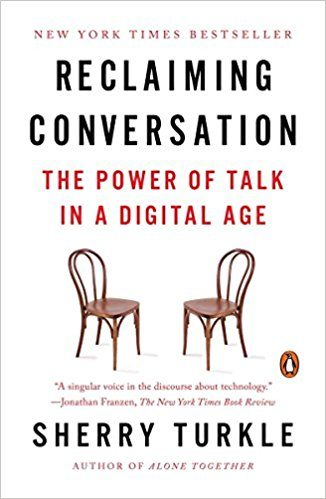 Sherry Turkle on the Narrow Path to Human Connection