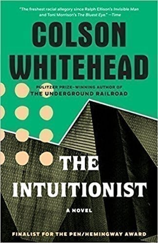 Colson Whitehead\'s The Intuitionist