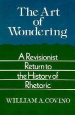 William Covino - The Art of Wondering