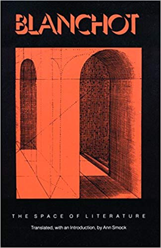 Maurice Blanchot The Space of Literature